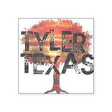 Tyler Texas Tree Sticker