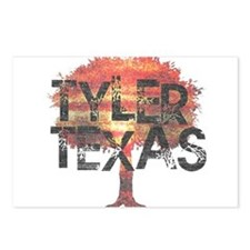 Tyler Texas Tree Postcards (Package of 8)