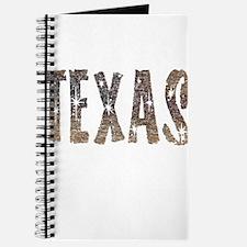 Texas Coffee and Stars Journal