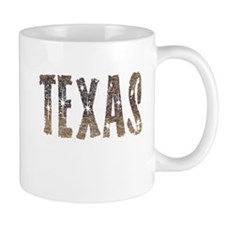 Texas Coffee and Stars Mug