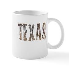 Texas Coffee and Stars Small Mug