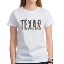 Texas Coffee and Stars T-Shirt
