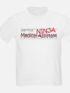 Job Ninja Med Asst T-Shirt