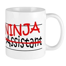 Job Ninja Med Asst Mug