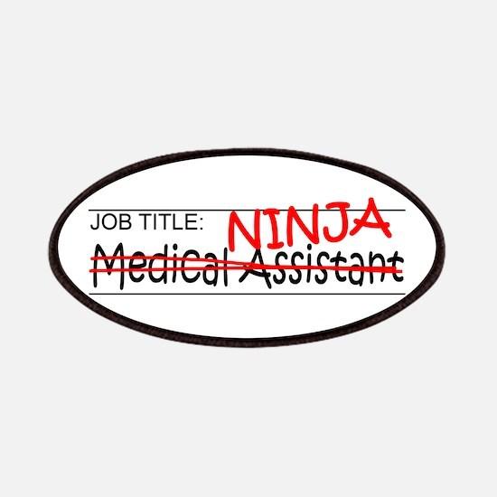 Job Ninja Med Asst Patches