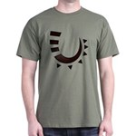 Tribal Hook Dark T-Shirt