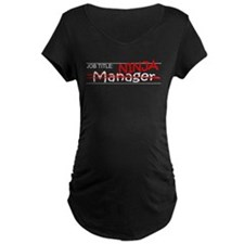 Job Ninja Manager T-Shirt