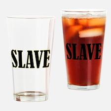 Slave Drinking Glass