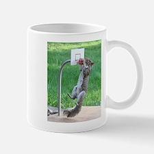 Cute Grey squirrel Mug