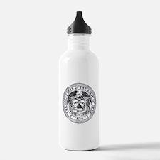 Vintage Utah Seal Water Bottle
