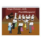 Argentine tango Calendars