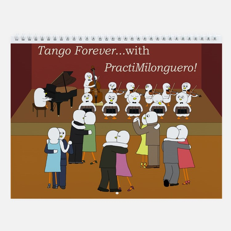 Tango calendars tango calendar designs templates for for Forever calendar template