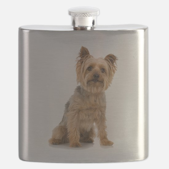Yorkshire Terrier Flask