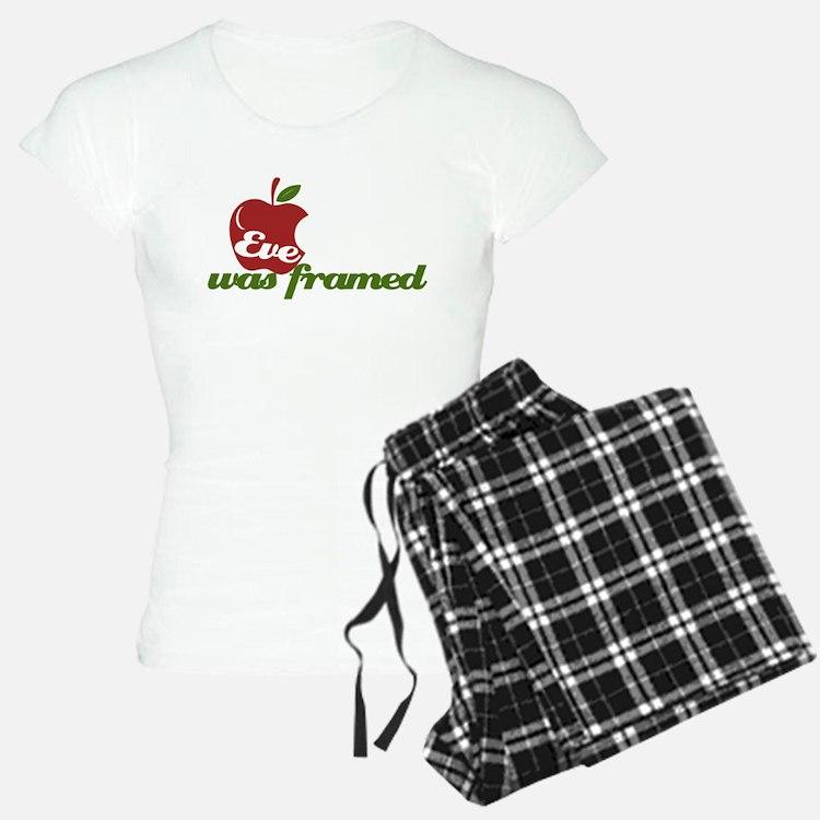 Eve was Framed Pajamas