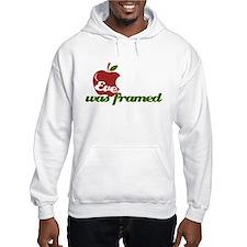 Eve was Framed Hoodie