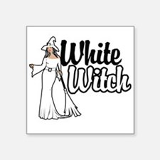 White Witch Sticker