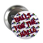 Balls For The Halls Button