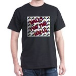 Balls For The Halls Dark T-Shirt