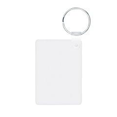 """I Love My """"Gray"""" Cat Keychain"""