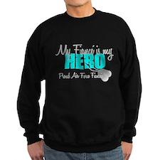 My Fiance is my Hero Sweatshirt