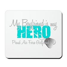 BF is my hero Mousepad