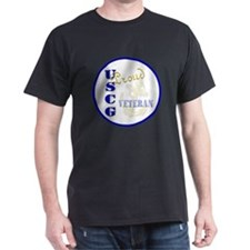 Proud USCG Veteran T-Shirt