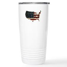 Merica Travel Mug