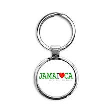 Jamaica Reggae Bob Marley Usain Bolt Keychains