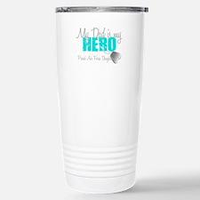 Dad is my Hero Travel Mug