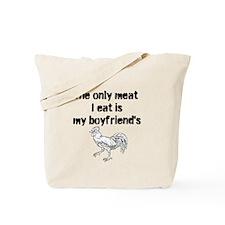 Female Vegan Tote Bag