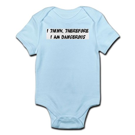 Dangerous Infant Bodysuit
