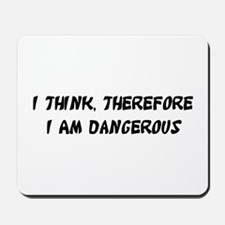 Dangerous Mousepad