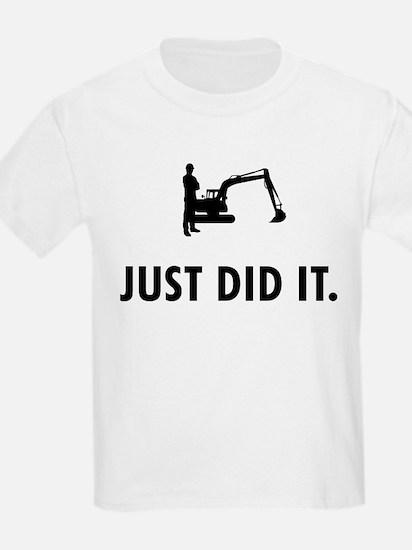 Excavator T-Shirt