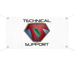 Super Tech Support - lt Banner