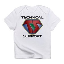 Super Tech Support - lt Infant T-Shirt