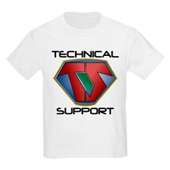 Super Tech Support - lt T-Shirt