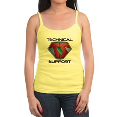 Super Tech Support - lt Tank Top