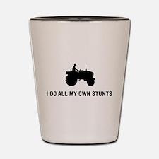 Farmer Shot Glass