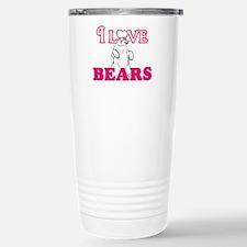 I Love Bears Mugs