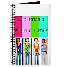 Cute I love the nineties Journal