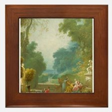 Jean-Honore Fragonard - A Game of Hot Cockles Fram