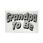 Grandpa To Be Rectangle Magnet (10 pack)