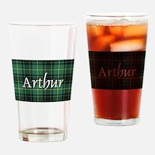 Tartan - Arthur Drinking Glass