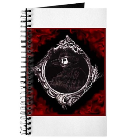 Phantom (Red) ~ Journal