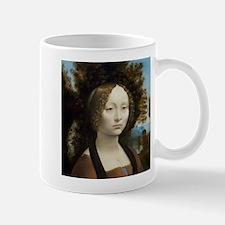Leonardo da Vinci - Ginevra de Benci Mug