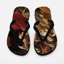 Lodovico Carracci - The Dream of Saint Catherine F