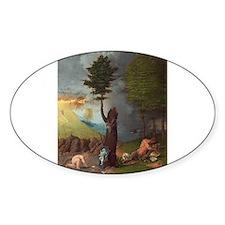Lorenzo Lotto - Allegory of Virtue and Vice Sticke