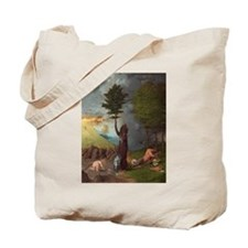 Lorenzo Lotto - Allegory of Virtue and Vice Tote B