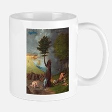 Lorenzo Lotto - Allegory of Virtue and Vice Mug