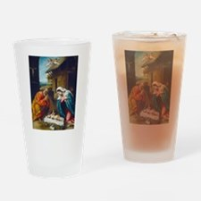 Lorenzo Lotto - The Nativity Drinking Glass